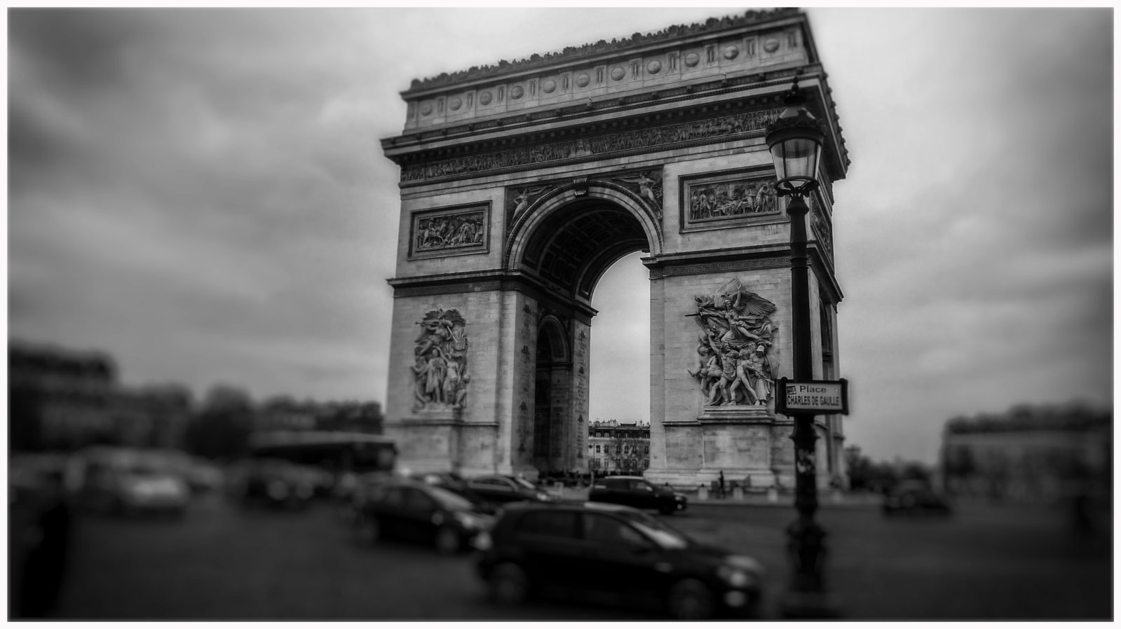 arc de triomphe de l 39 toile place charles de gaulle. Black Bedroom Furniture Sets. Home Design Ideas