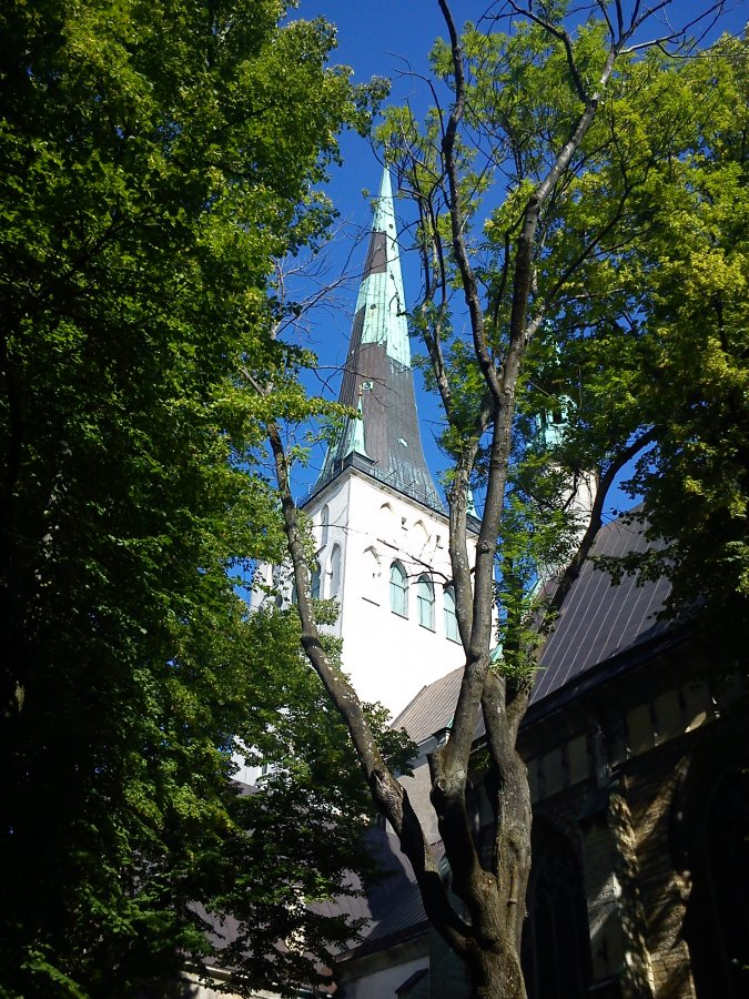 Tallinn, St. Olaf\'s Church 2.jpg