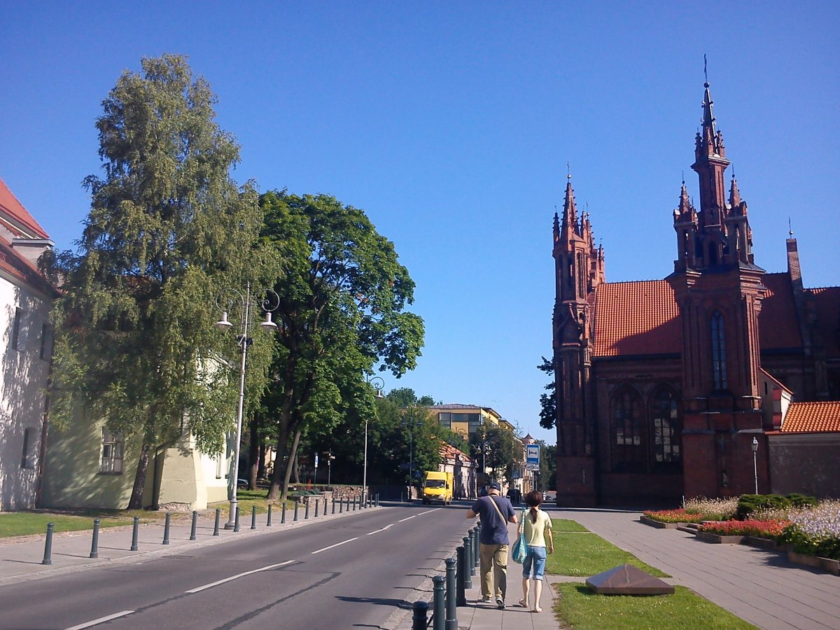 Vilnius, St. Anne\'s Church 01.jpg