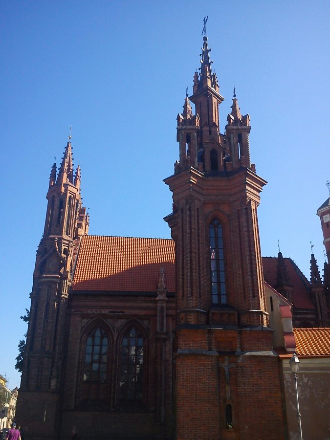 Vilnius, St. Anne\'s Church 05.jpg