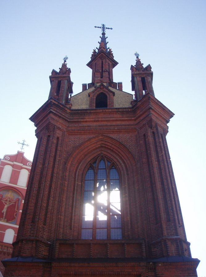 Vilnius, St. Anne\'s Church 06.JPG