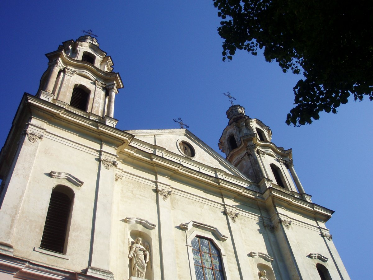 Vilnius, St. Peter and Paul\'s Church  02.JPG