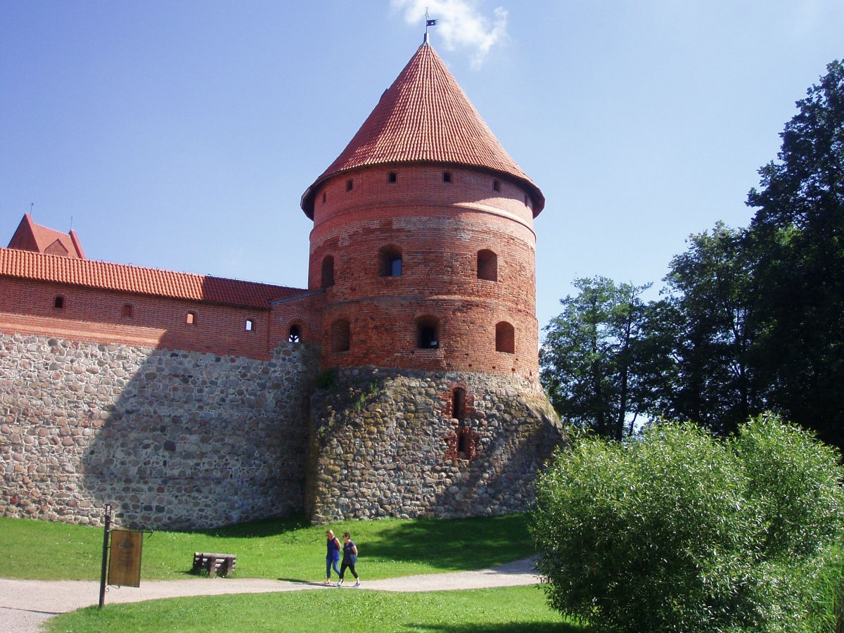 Trakai Castle, Lithuania 07.JPG