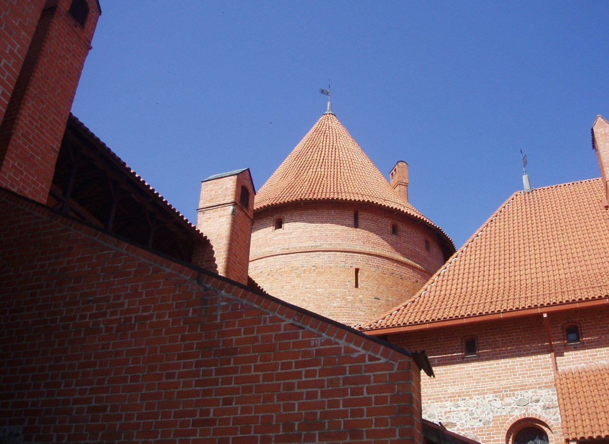 Trakai Castle, Lithuania 12.JPG