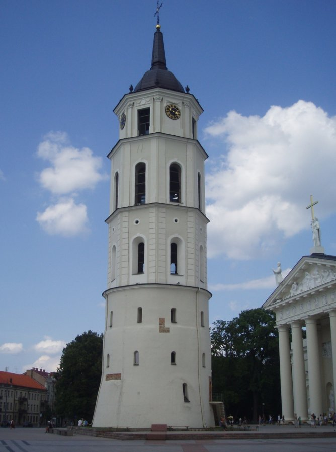 Vilnius, The Cathedral 02.JPG