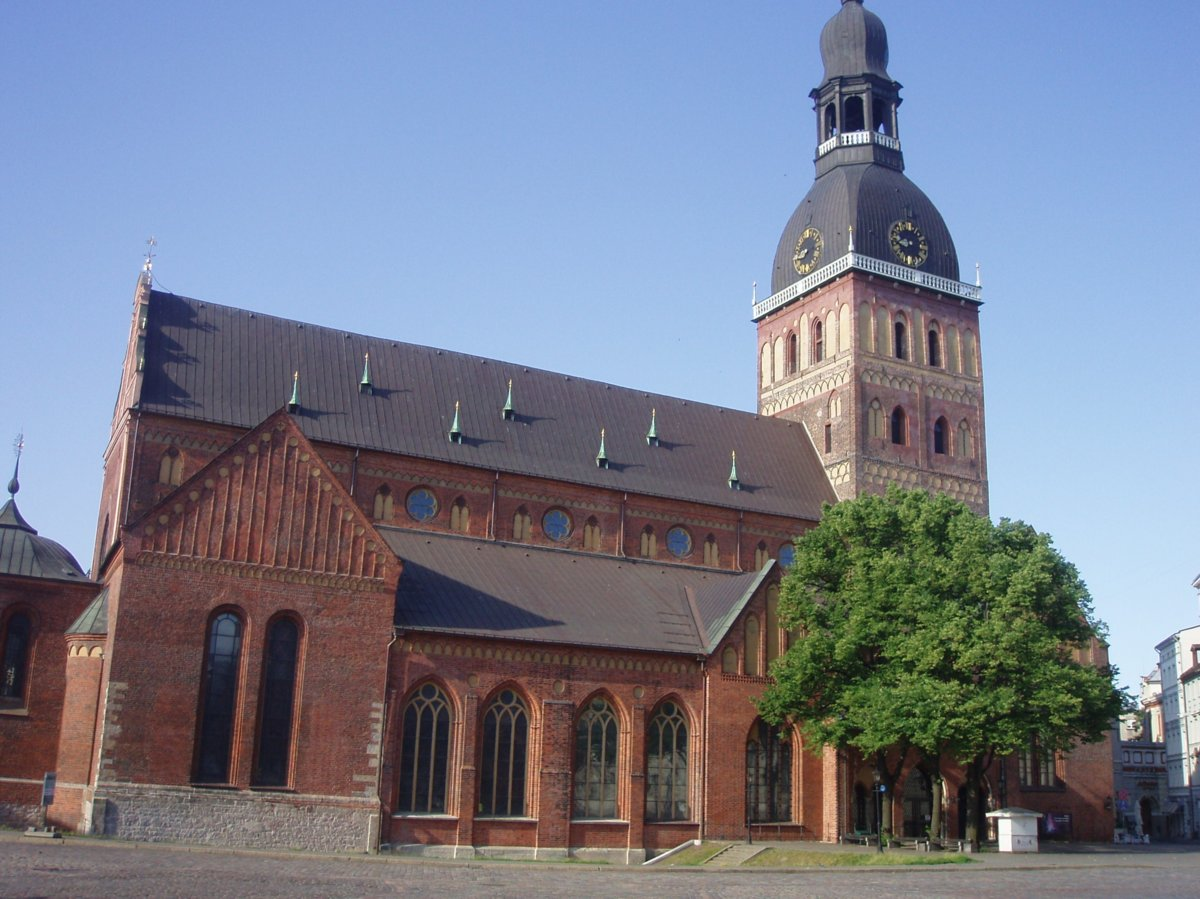 Riga, The Cathedral 1.JPG