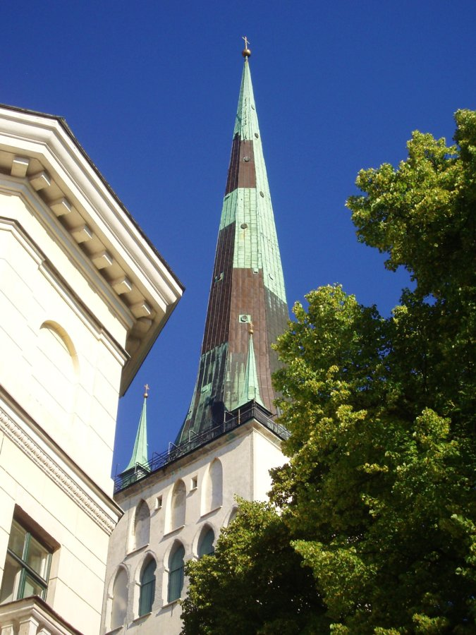 Tallinn 82, St. Olaf's Church.JPG