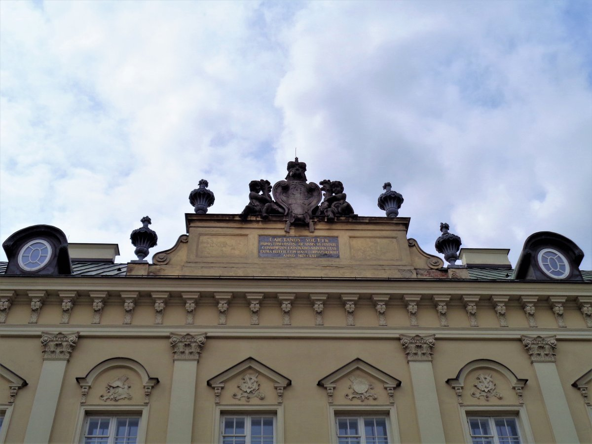 Warsaw, Ulica Miodowa 07 (Cracow's Bishop`s Palace).JPG