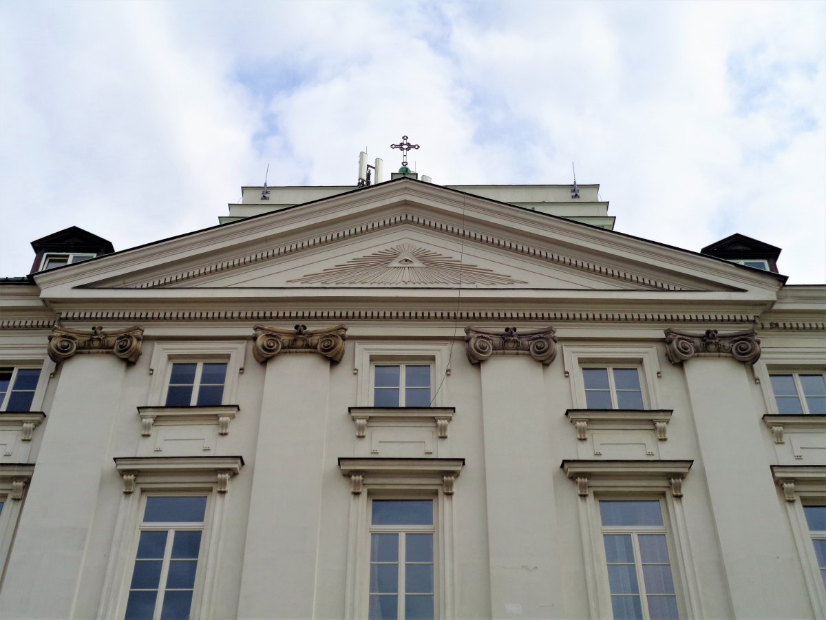 Warsaw, Ulica Miodowa 24 (Orthodox church of the Assumption of the Virgin Mary).JPG
