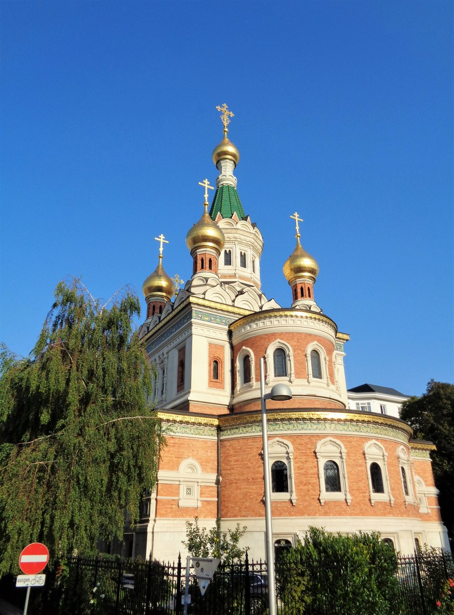 Vienna - Russian Orthodox Cathedral 1.JPG