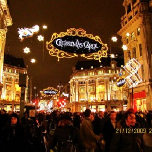 Christmass in London