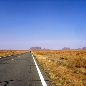 Road to Utah, Monument Valley, AZ