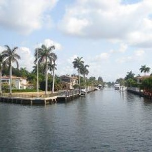Fort Lauderdale-cruising the canals