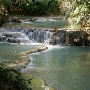 waterfalls-laos