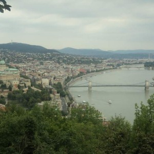 Budapest - View from Citadella vol1